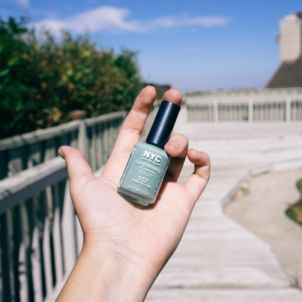 NYC nail polish for $3.50