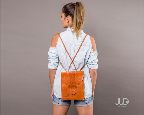 Chic convertible bag by JUD by www.MarinaSays.com