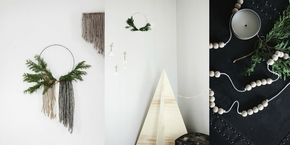 Unique and luxurious DIY holiday decorations at www.MarinaSays.com