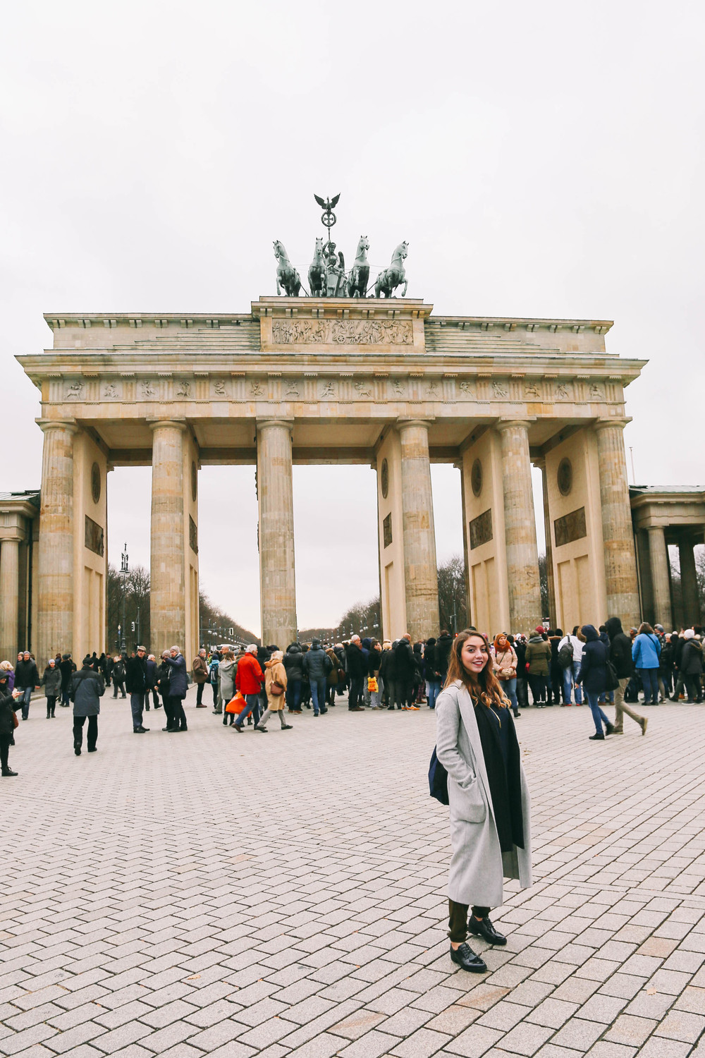 Exploring Berlin in style - more at www.MarinaSays.com