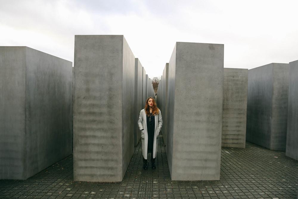 GRAY | Experience the many moods of Berlin, Germany at www.MarinaSays.com