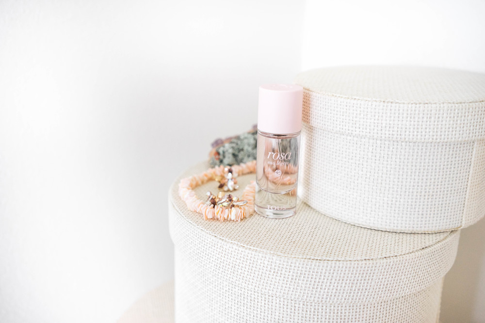 Rosa by Tous is a refreshing feminine perfume, great for spritzing throughout the hotter months. See the full review at www.MARINASAYS.com