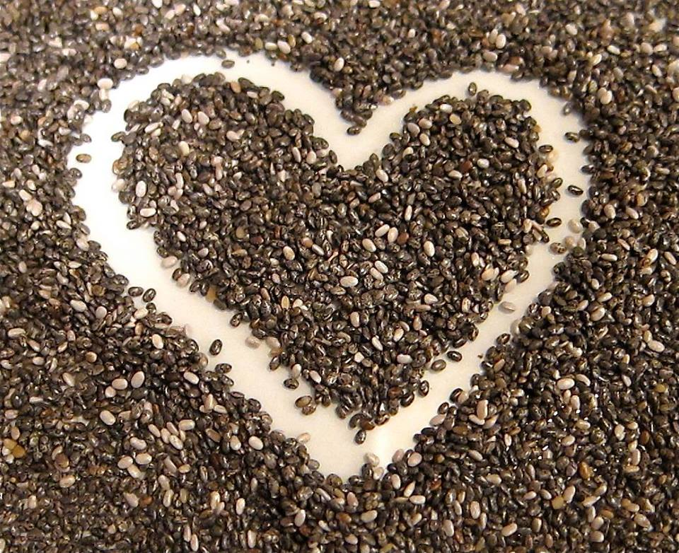 Powerfood Profile: Chia Seeds Chia seeds are tiny, nutritional dynamos – in fact, they're the single richest source of plant-based omega-3 fatty acids you can buy. They are loaded with antioxidants, protein and minerals, plus soluble and insoluble fiber to help keep your digestion moving in the right direction. What's more, chia seeds have an unusual property – they swell to more than 5 times their weight in liquid, so adding a spoonful or two to meals will help you feel fuller faster. How to eat 'em? They're virtually tasteless, so you can drop a spoonful or two into just about anything, including smoothies, sauces, soups and salads. My favorite way to eat them? I like to sprinkle them on my Greek yogurt.