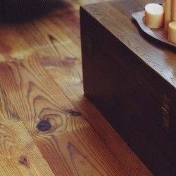 Wide Memphis Pine Plank