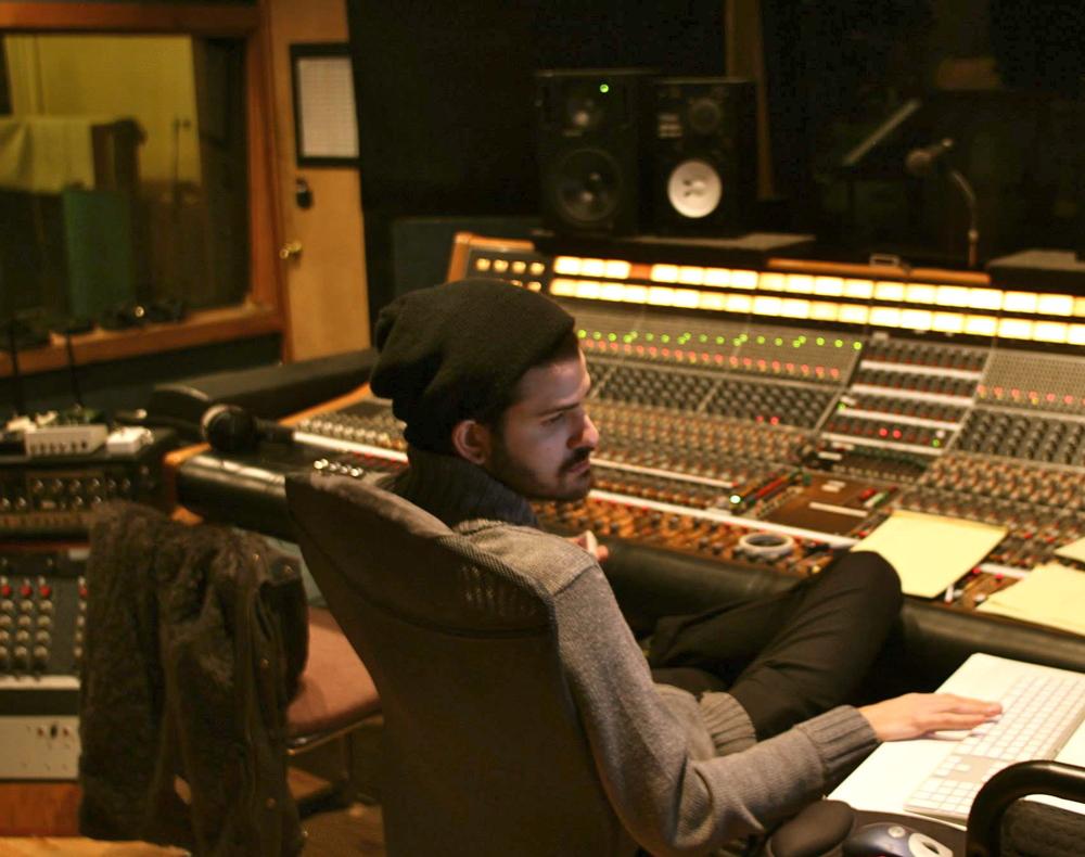 Loving the API at Dreamland Studios in Hurley, NY