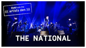 """The National - """"Fake Empire""""-  Live From The Artists Den"""