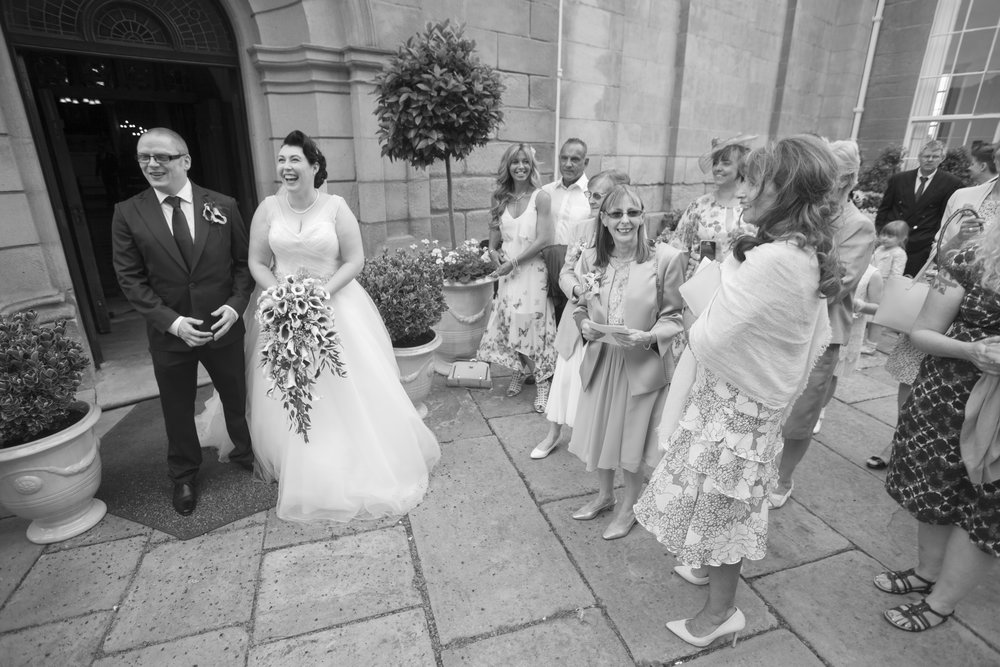 Wynyard Hall Wedding Photography
