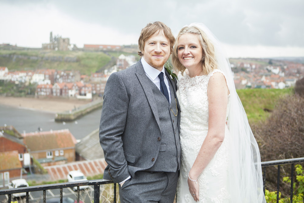 whitby wedding photography