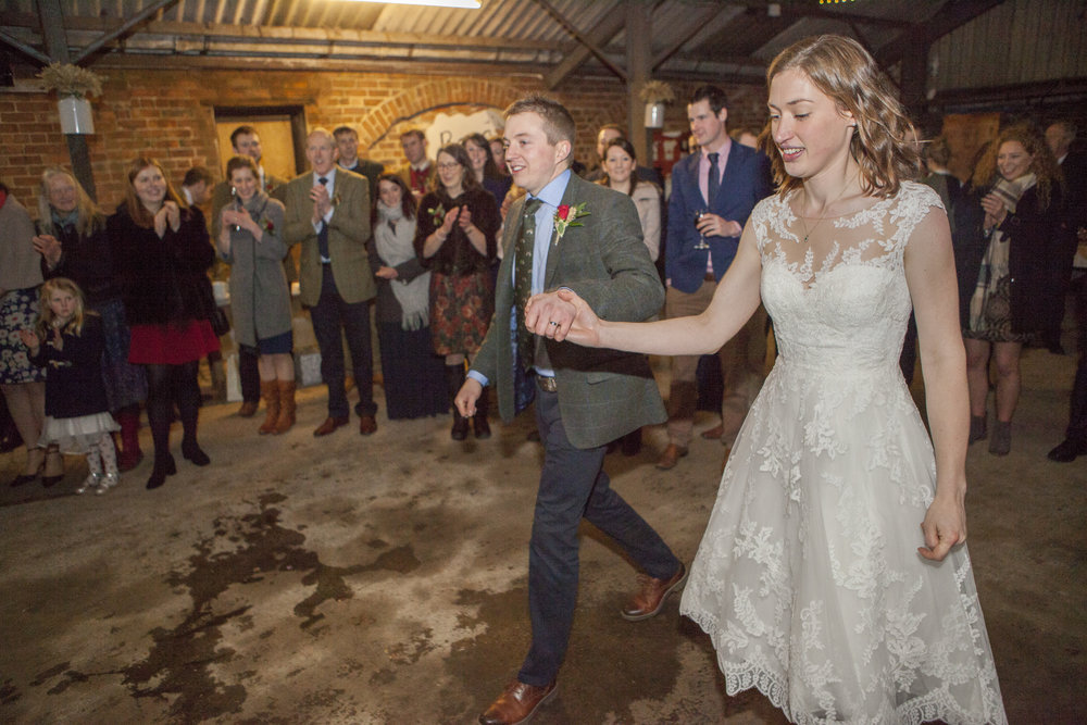 Barn Wedding Hertfordshire