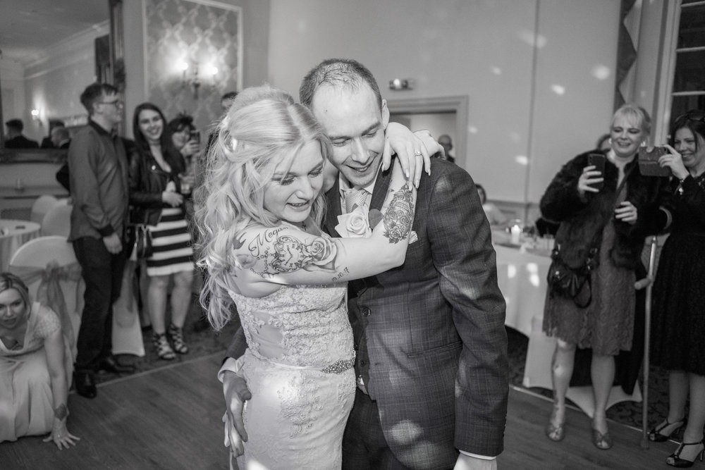 first dance at a wedding in leeds