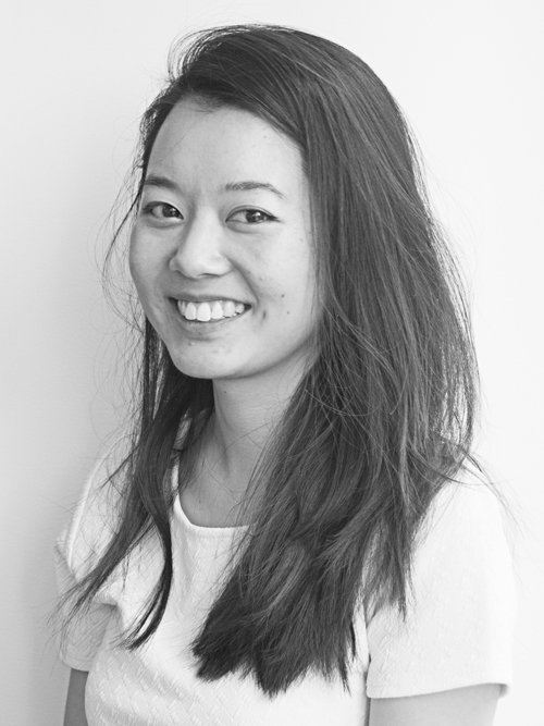 Grace Chao  Director, Market Research + Publications