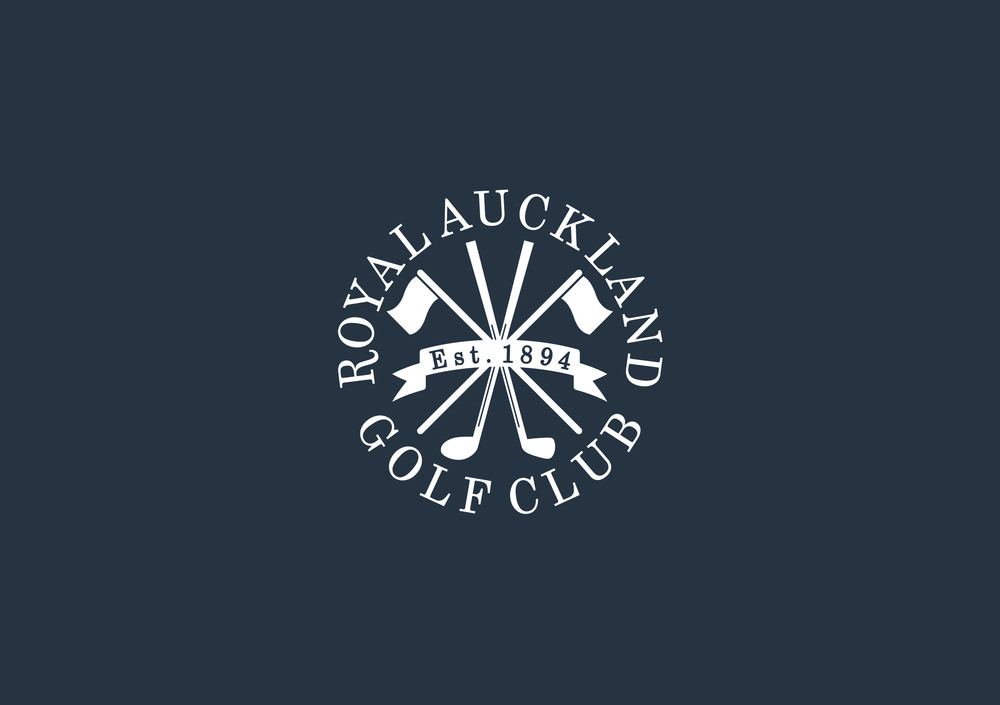 Royal Auckland Golf Club identity