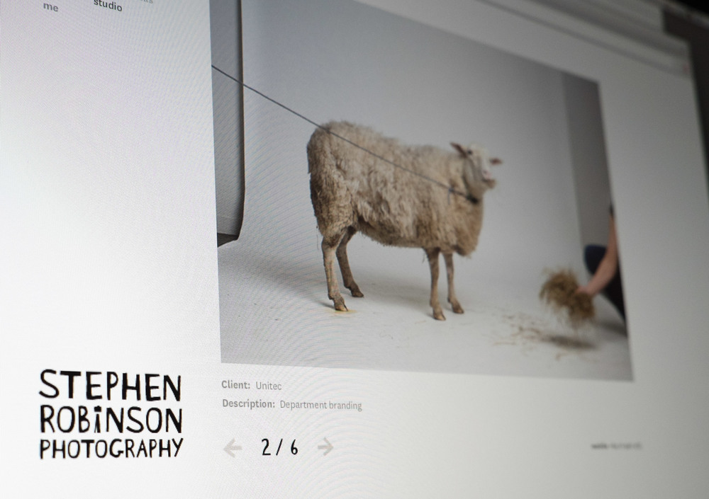 Stephen Robinson photographer identity and digital
