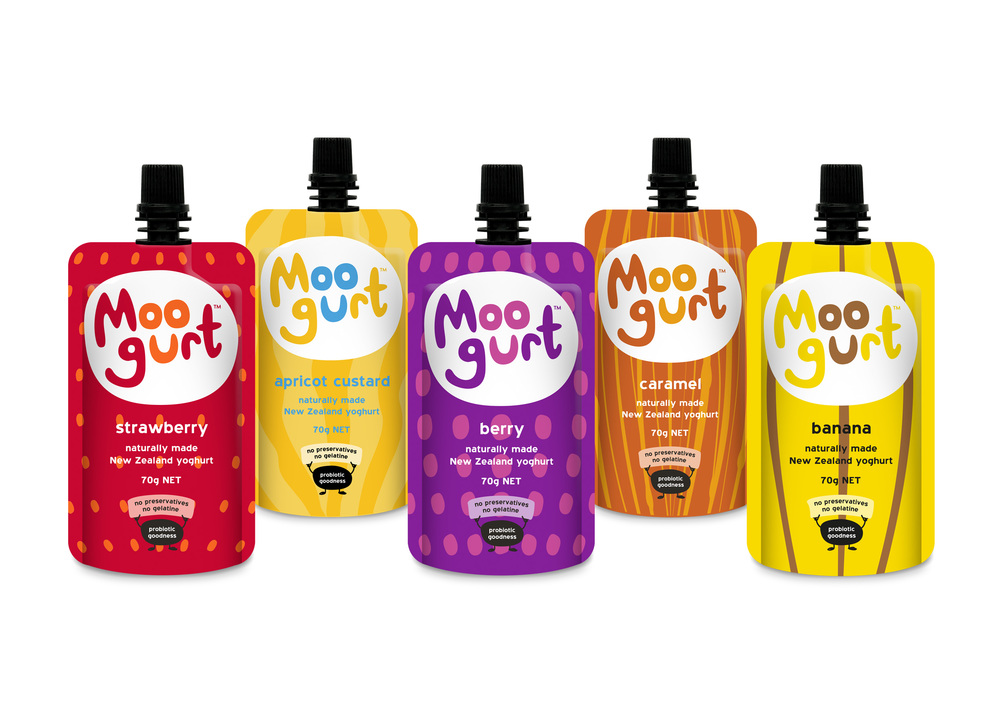 Moogurt Packaging