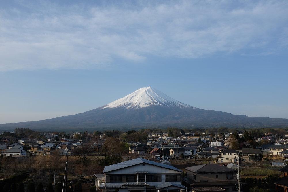MT. Fuji, 2018