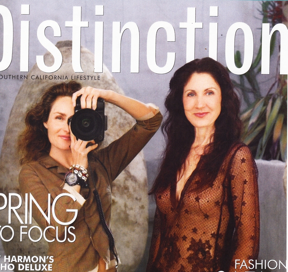 DISTINCTION MAGAZINE
