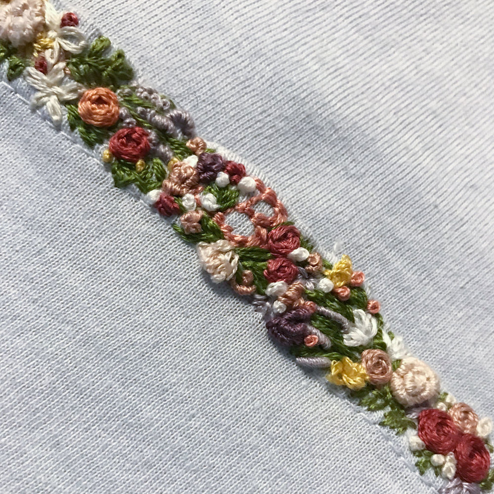 GALLERY - EMBROIDERY