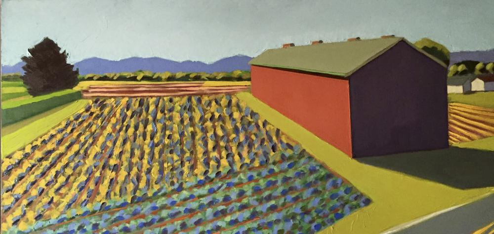 Hadley Barn by Juan DelMoral