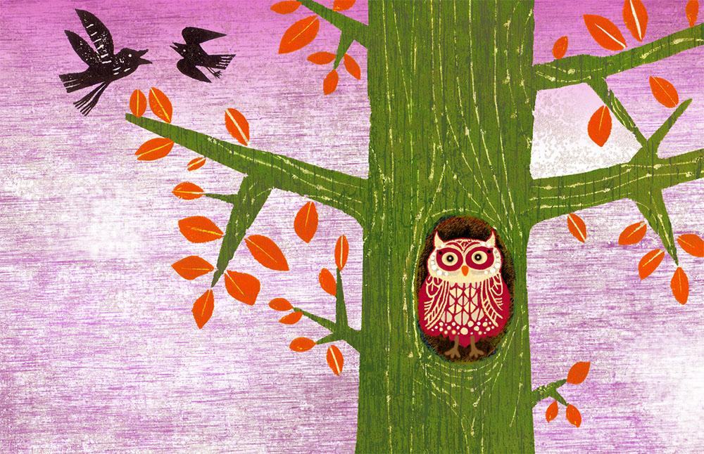 Mr. Owl | 207