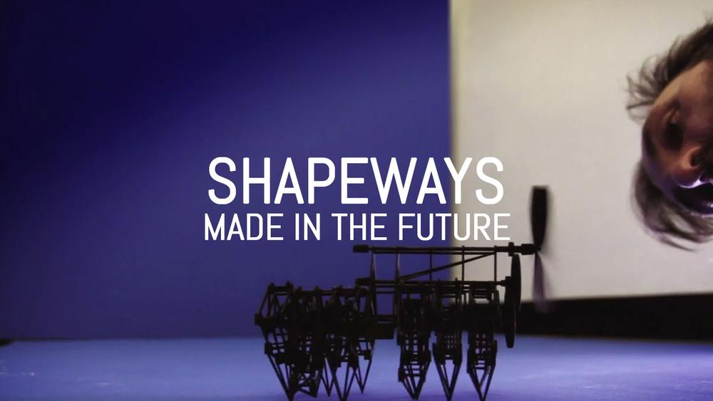 Shapeways