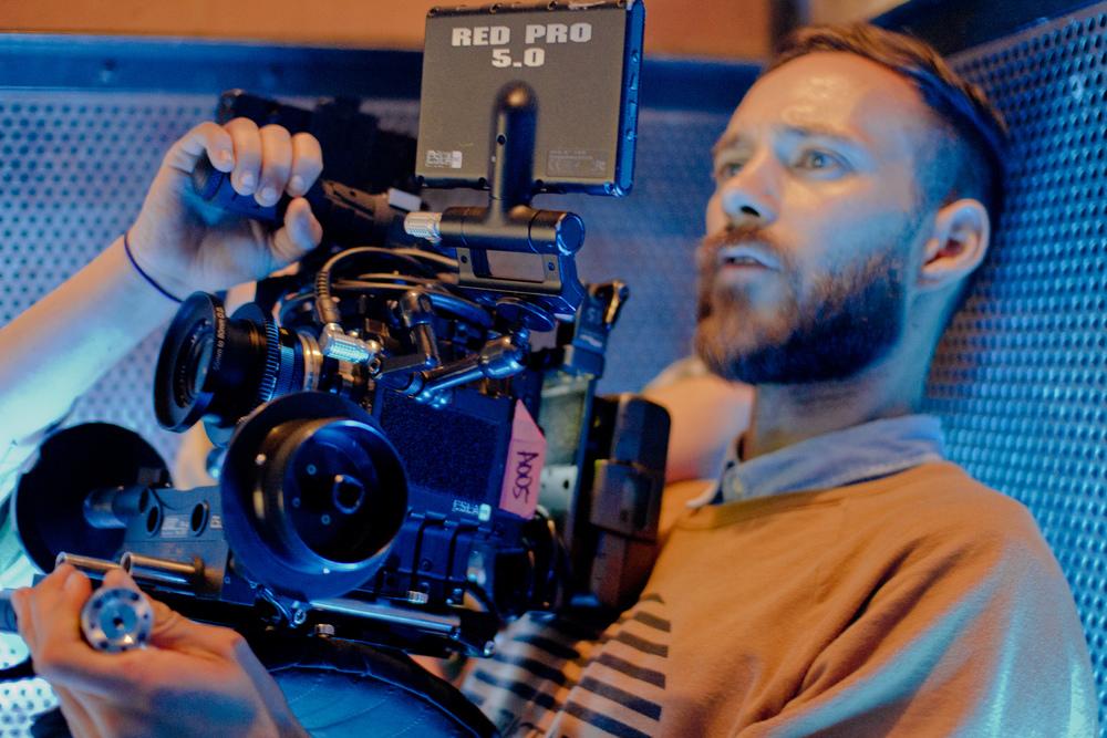 Stephan Malik shooting in Los Angeles.