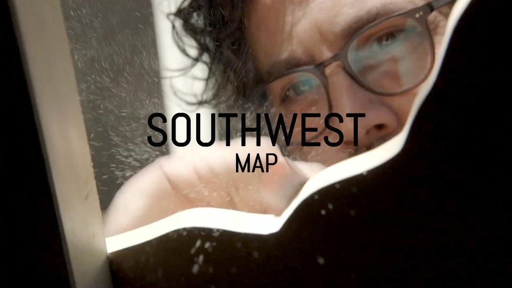 Southwest - Map