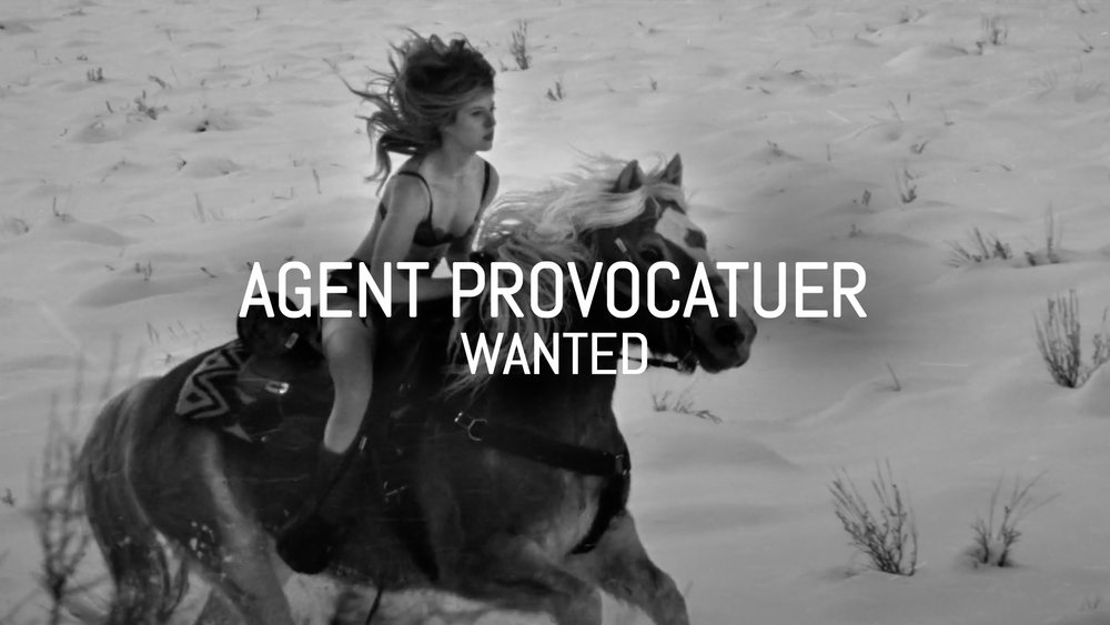 Agent Provocateur - Wanted