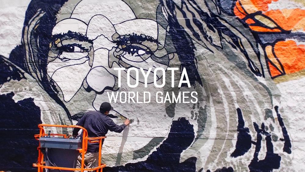 Toyota - World Games