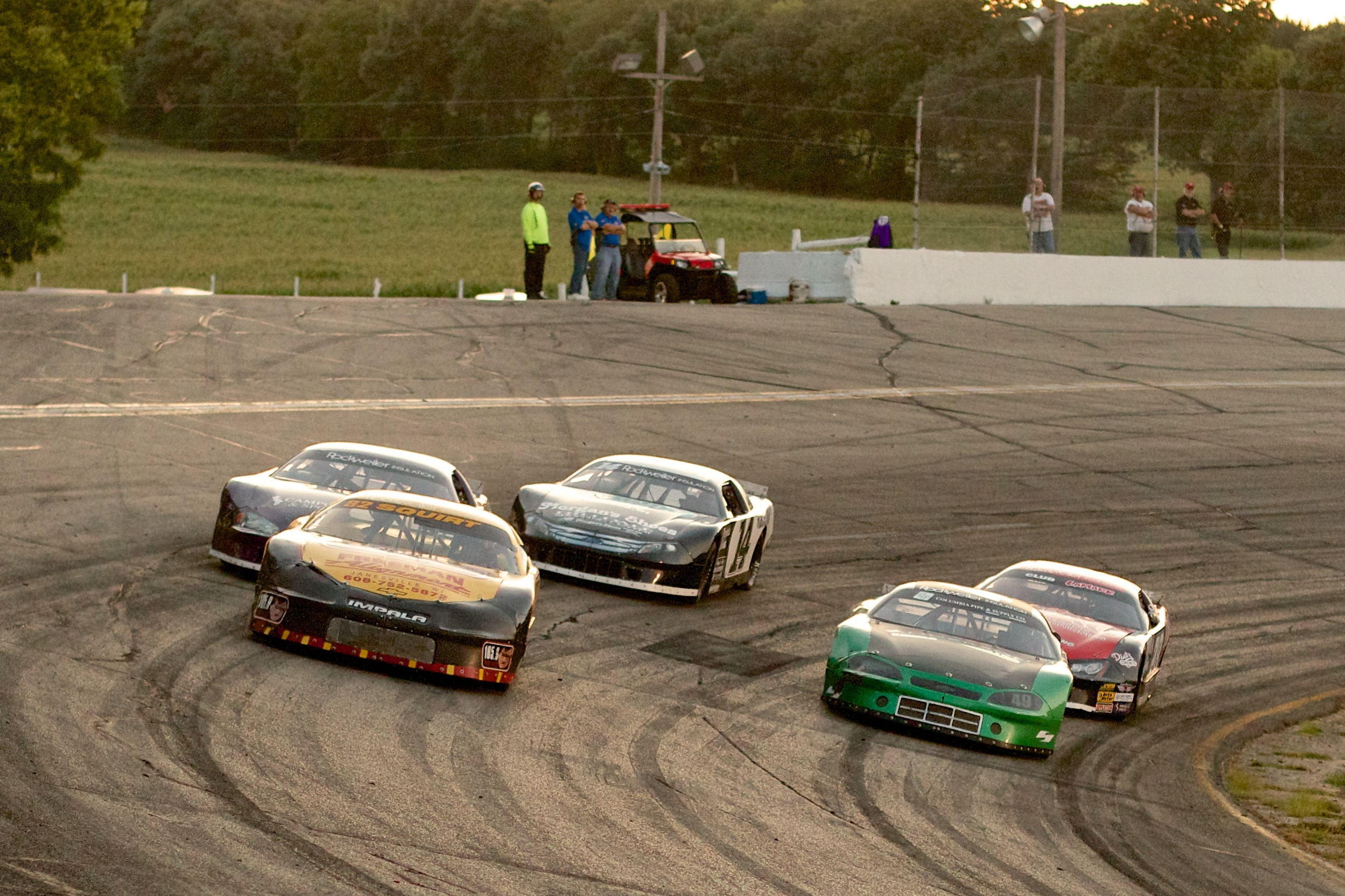 Limited Late Model Racing returns to Wisconsin's Fastest 1/2 Mile Raceway in 2014.
