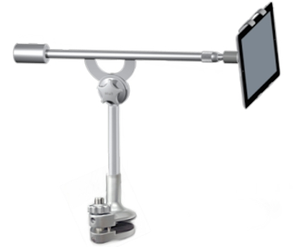 FLOTE DESKTOP with Clamp, best ipad tablet desk or office stand