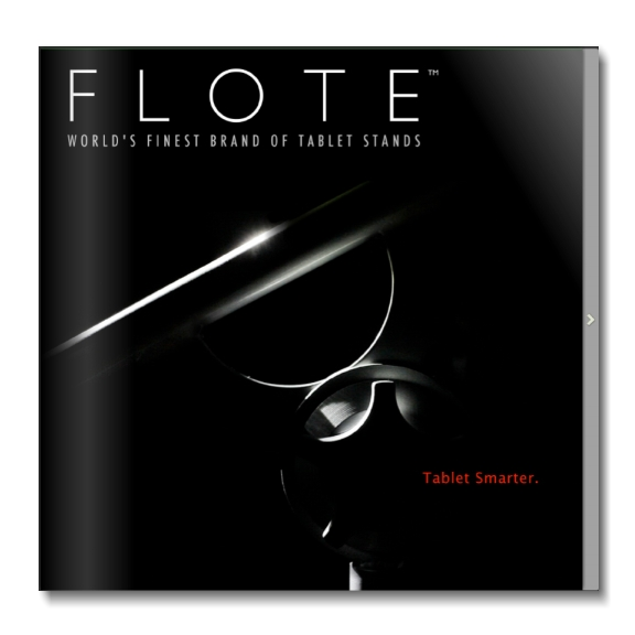 FLOTE iPad Tablet Stands Brochure