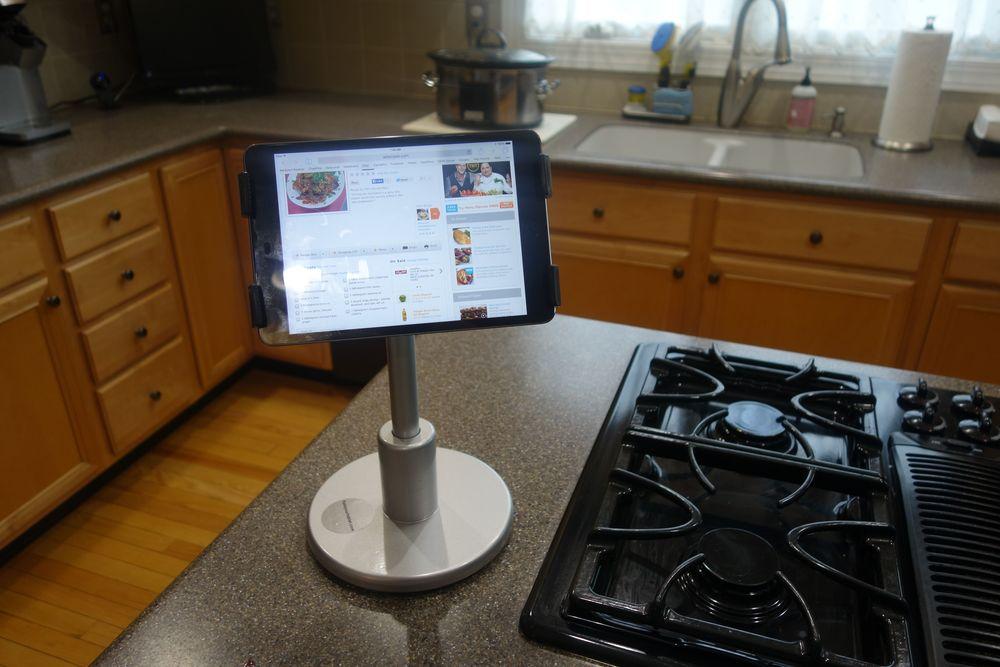 Orbit on kitchen counter.jpg