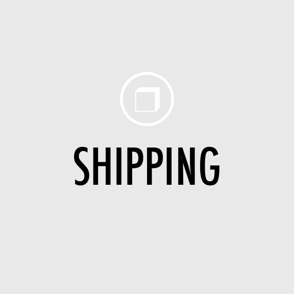 Learn more about shipping including international orders.