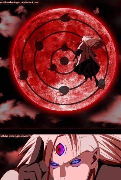 From Naruto Shippuden's Infinite Tsukuyomi Arc /Photo Credit: KEISUKE_URAHARA