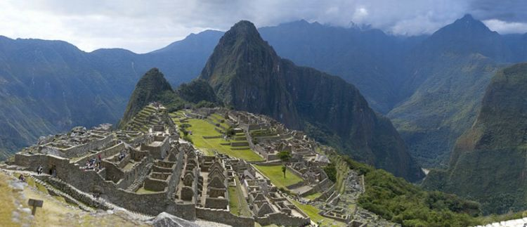 Machu Picchu Panorama (16 Gigapixels) / Photo Credit: Jeff Cremer
