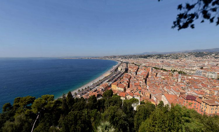 Nice, France (52 Gigapixels) / Photo Credit: Guillaume Roumestan