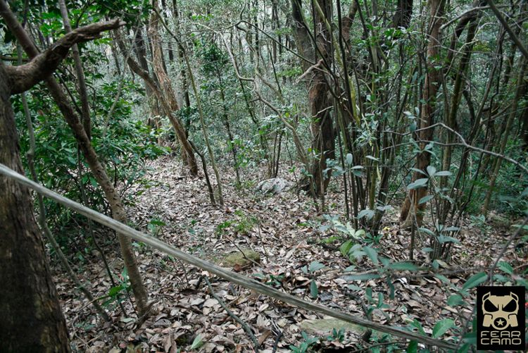 Soldier Camouflage Jungle /Photo Credit: Fear Gear
