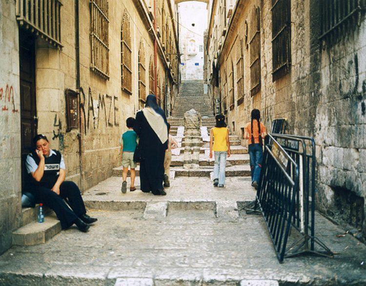 Stairs / PhotoCredit: Desiree Palmen