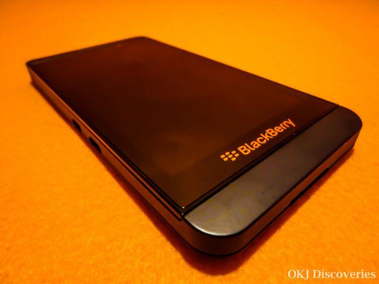 BlackBerry Z10 /Photo Credit: OKJ Photography