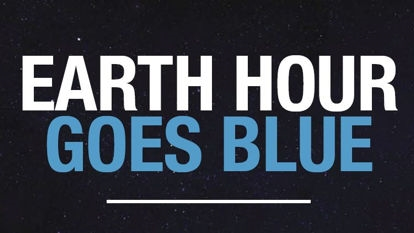 Photo Credit: Earth Hour