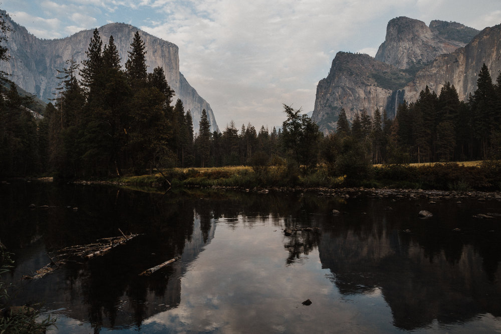 YOSEMITE, USA - ...coming soon