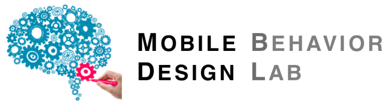 Mobile Behavior Design Lab