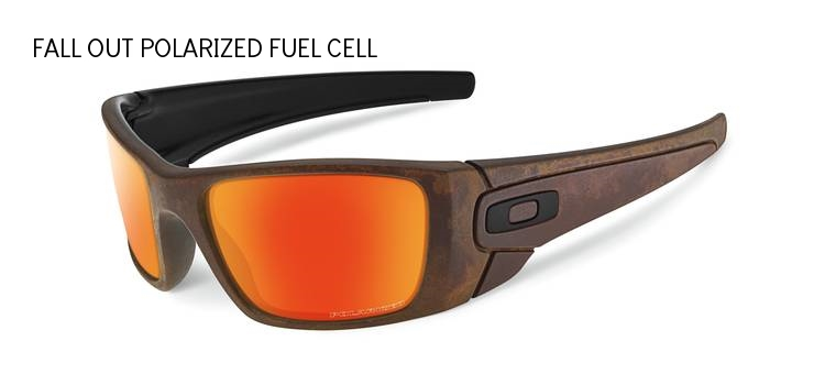 FALL OUT POLARIZED FUEL CELL