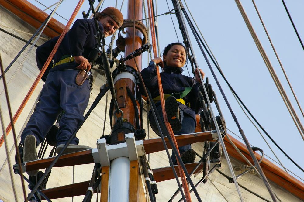 Crew Aloft 1.JPG