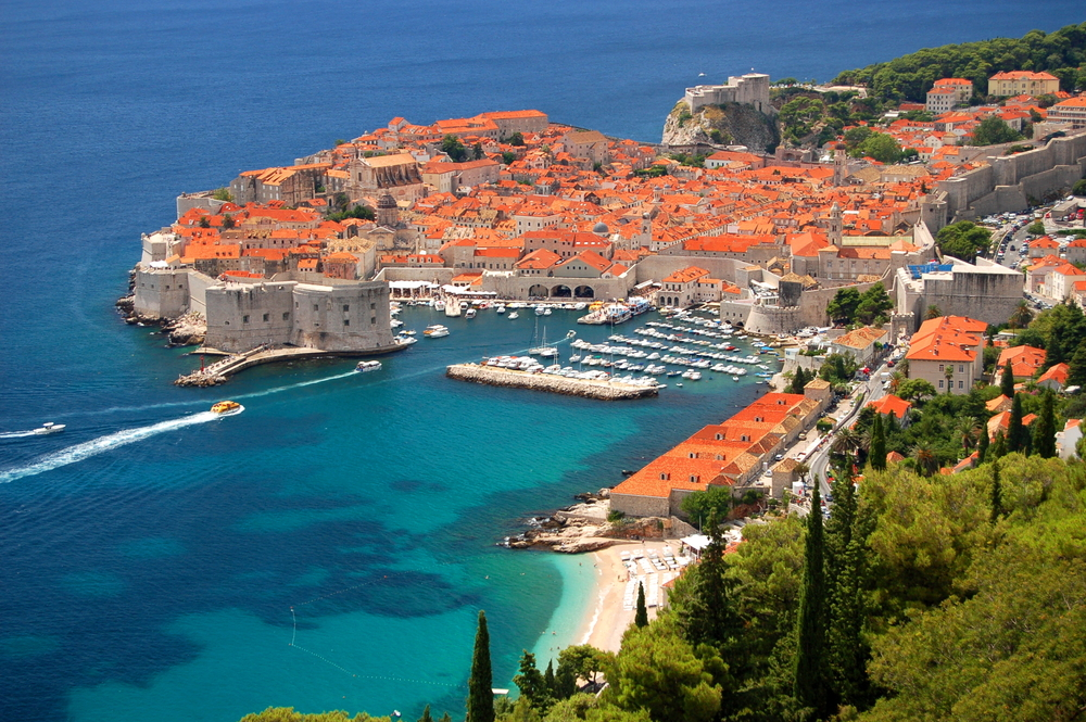 2. King's Landing or Dubrovnik (Croatia) if you want to be politically correct.