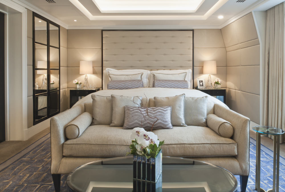 The Wellesley - Penthouse - bed