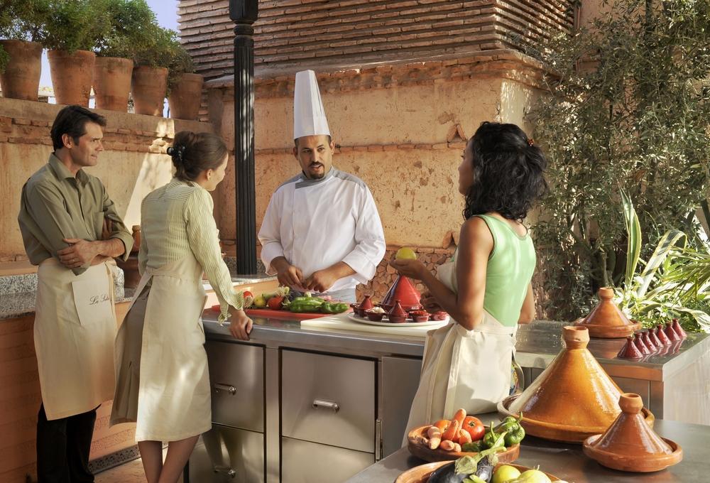 La Sultana Marrakech - Cooking Class