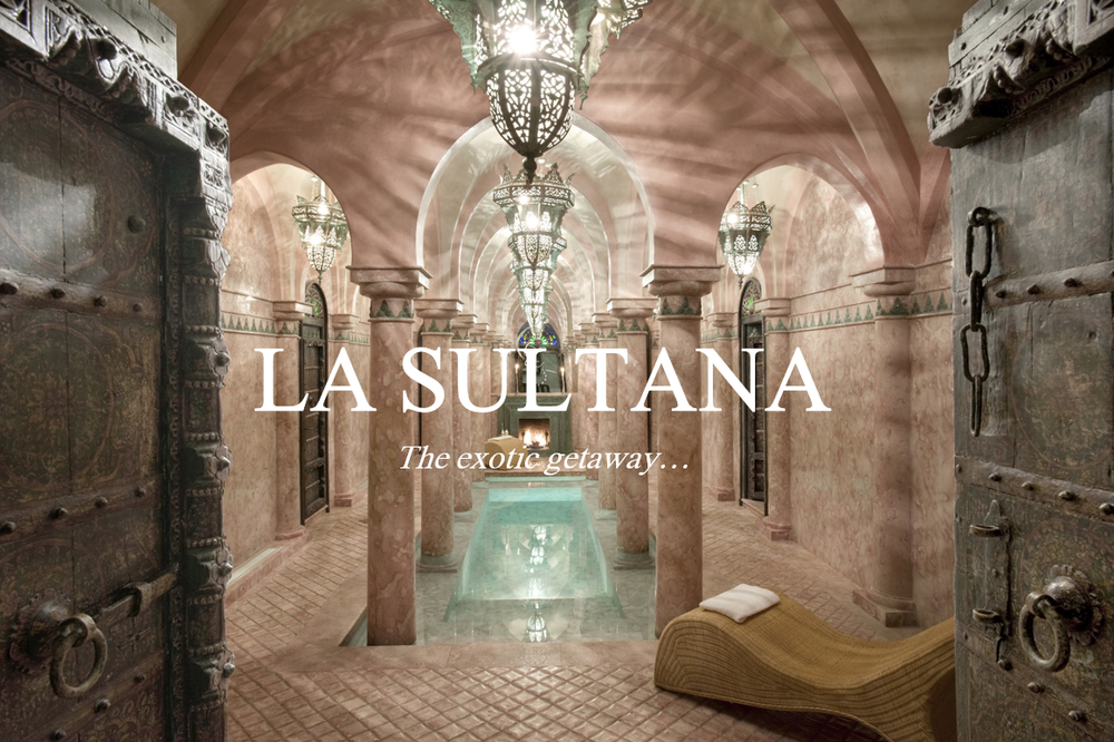 La Sultana Marrakech spa
