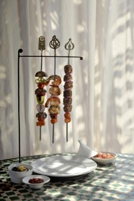 La Sultana Marrakech - kebabs