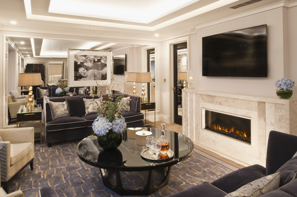 The Wellesley - Penthouse - lounge